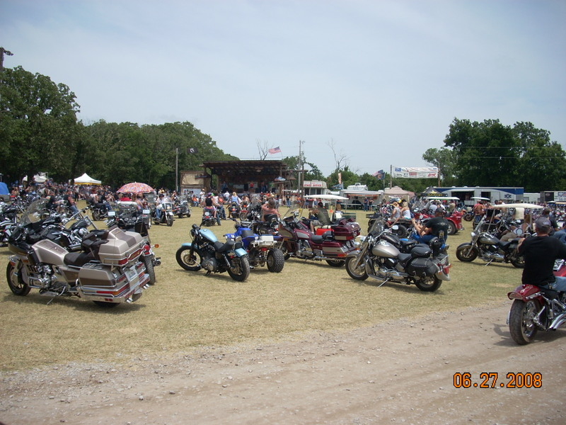 Sparks Oklahoma Bike Rally 2008