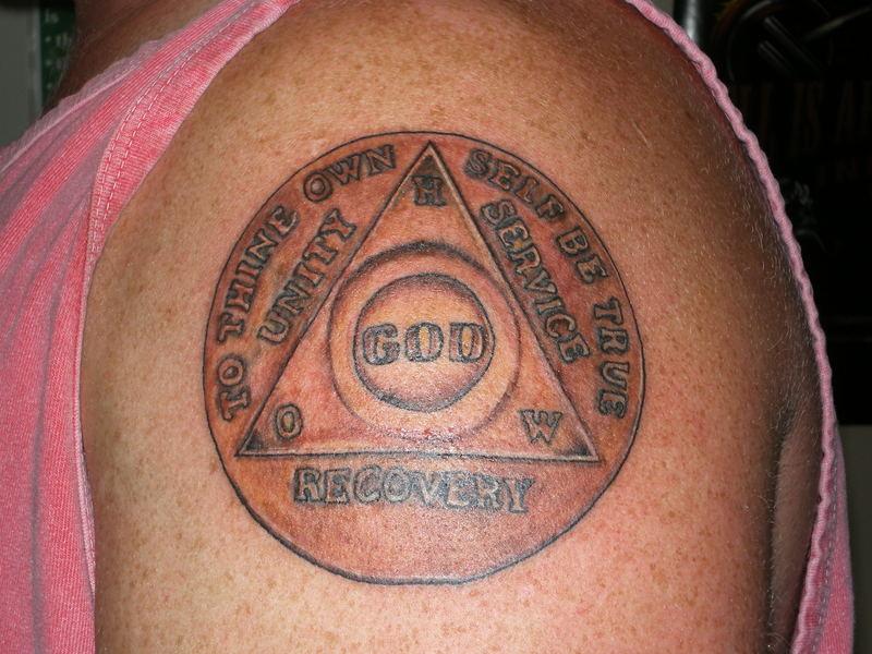 Sobriety Tattoos
