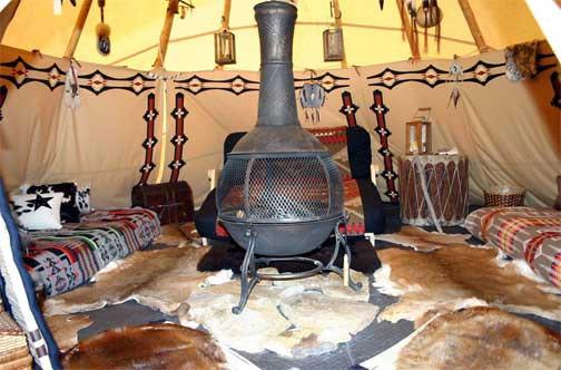 fubar mrmeanjeans 39 s photo tipi interior native american. Black Bedroom Furniture Sets. Home Design Ideas